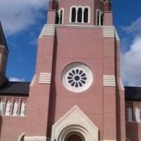 Our Lady Of Lourdes Catholic Church Church In Fairbanks Northwest Crossing