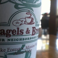 Photo taken at Bagels & Brew by Rob A. on 6/17/2012