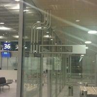 Photo taken at Gate 36 by Pekka V. on 3/2/2011