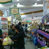Photo taken at Sonda Supermercados by Gabriel L. on 9/14/2011