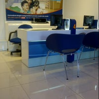 Photo taken at XL Center Banjarmasin by Parina A. on 11/16/2011
