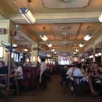 Photo taken at Parc Brasserie by Han S. on 6/30/2012