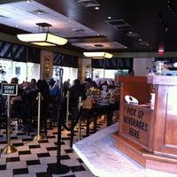 Photo taken at Corner Bakery Cafe by Tommi L. on 1/22/2012