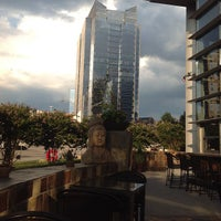 Photo taken at Aja Restaurant & Bar by Norman L. on 8/23/2012