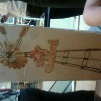 Photo taken at Star Chicken by Mayumi T. on 1/31/2012