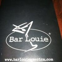Photo taken at Bar Louie by Ambriah B. on 2/22/2012