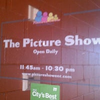 Photo taken at Picture Show by Tim L. on 5/15/2011