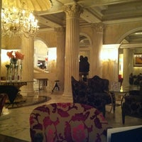 Photo taken at Grand Hotel Des Bains by Daniele G. on 10/31/2011