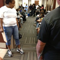 Photo taken at DeKalb County Recorder's Court by Arthur M. on 3/27/2012