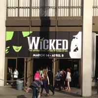 Photo taken at Keller Auditorium by dallas m. on 4/9/2012