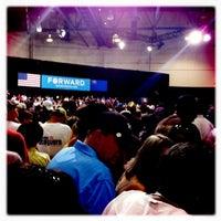 Photo taken at Cashman Center by tia g. on 9/13/2012