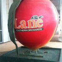 Photo taken at Lane Southern Orchards by Jennifer F. on 6/25/2012