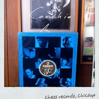 Photo taken at Willie Dixon's Blues Heaven Foundation, Historic Site of Chess Records by Virginia P. on 2/11/2012