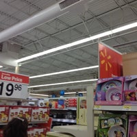 Photo taken at Walmart Supercenter by Wade A. on 7/1/2012