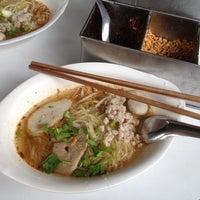 Photo taken at Saew Noodle Shop by Ake K. on 8/8/2012
