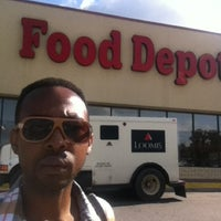 Photo taken at Food Depot by Marcus S. on 4/7/2012