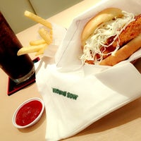 Photo taken at MOS Burger by Amornwat C. on 5/21/2012