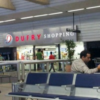 Photo taken at Dufry Shopping by Lúcio Rafael on 4/2/2012