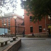 Photo taken at Universidade Presbiteriana Mackenzie by Heloisa M. on 7/11/2012
