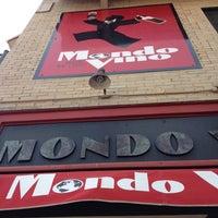 Photo taken at Mondo Vino by Adam S. on 8/14/2012