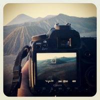 Photo taken at Mount Bromo by Arad on 4/5/2012