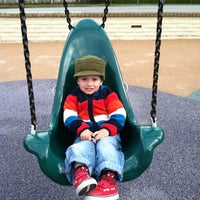 Photo taken at Burton Park by Gretchen T. on 2/29/2012