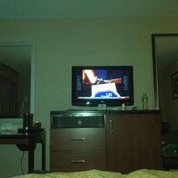 Photo taken at Wyndham Garden Hotel Philadelphia Airport by Cizzurp 2. on 2/5/2012