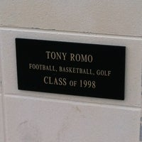 Photo taken at Burlington High School by Chris P. on 4/3/2012