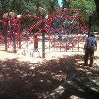 Photo taken at Apache Park by Andrew J. on 5/9/2012