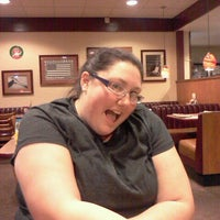 Photo taken at Denny's by Melle M. on 3/24/2012