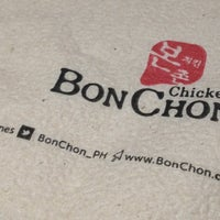 Photo taken at BonChon Chicken by Francis C. on 8/10/2012