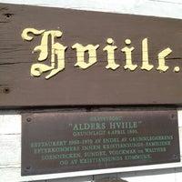 Photo taken at Alders Hviile by Kjell E. on 4/14/2012