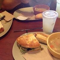 Photo taken at Panera Bread by Jasmine A. on 8/5/2012