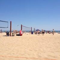 Photo taken at Bradford Beach by Natalie on 6/9/2012
