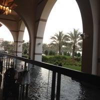 Photo taken at Amala - Jumeirah Zabeel Saray by Emma on 3/16/2012