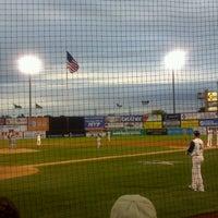 Photo taken at Somerset Patriots Baseball @ TD Bank Ballpark by Kristi M. on 9/15/2011