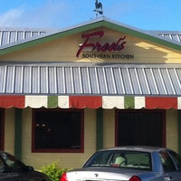 Photo taken at Fred's Market Restaurant by Carlos R. on 7/18/2011