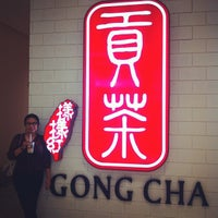 Photo taken at Gong Cha (貢茶) by Wirda A. on 10/30/2011