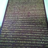 Photo taken at Masjid Saidina Abu Bakar As-Siddiq (مسجد سيدنا ابو بكر الصديق) by Mohd Faiz H. on 7/6/2011