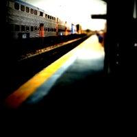 Photo taken at Metra - Western Avenue by Ken B. on 1/28/2011