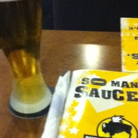 Photo taken at Buffalo Wild Wings by Joshua G. on 9/23/2011