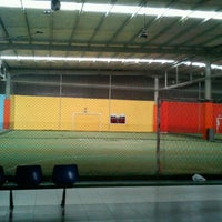 Photo taken at Mayasari Futsal by Mohamad I. on 1/6/2012