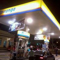 Photo taken at Posto Ipiranga by Filipe O. on 11/3/2011