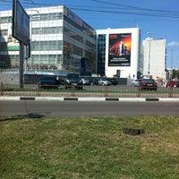 Photo taken at ТРЦ БУМ сити by Alexander K. on 6/23/2011