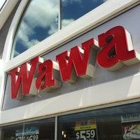 Photo taken at Wawa by Eric L. on 4/29/2011