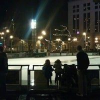 Photo taken at Red Arrow Park by Jordan B. on 1/11/2012