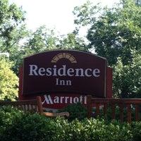 Photo taken at Residence Inn Charlotte SouthPark by Alan K. on 9/13/2011