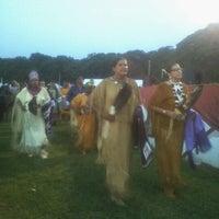 Photo taken at Shinnecock Indian Nation by Jenika J. on 8/31/2012