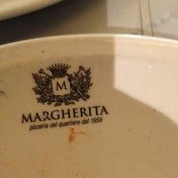 Photo taken at Margherita Pizzeria by AMIR G. on 4/14/2012