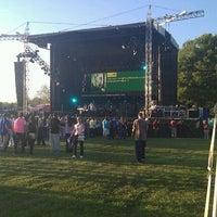 Photo taken at Tiësto College Invasion Tour @ Patriots Point by Elliott on 9/23/2011